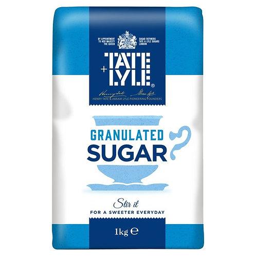 Tate Lyle Granulated Sugar 1KG