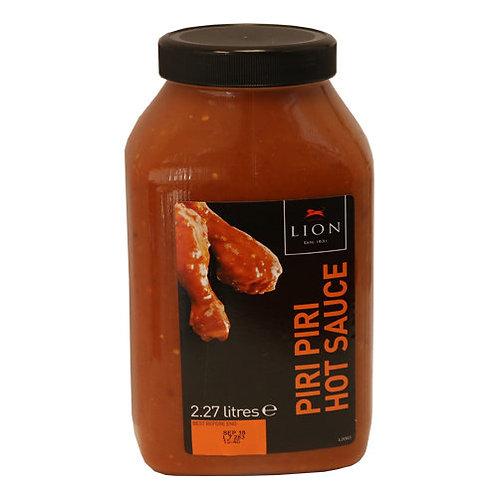 Lion Piri Piri Hot Sauce 2.27LT