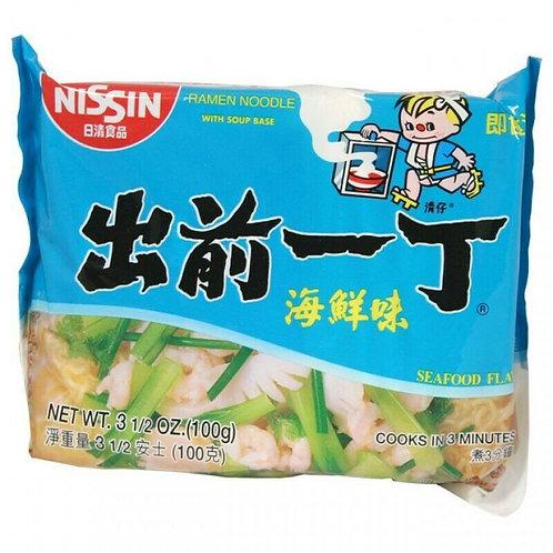 Nissin Seafood Noodle 100G