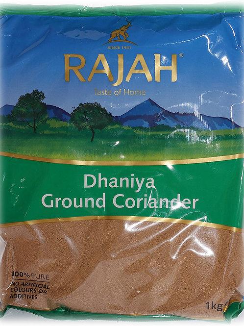 Rajah Ground Coriander 1KG