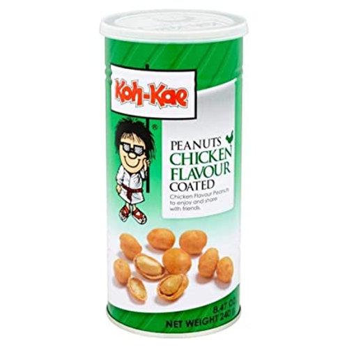 Koh Kae Chicken Flavoured Peanuts 230G