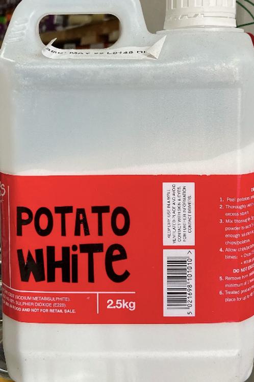 Driver's Potato White Powder 2.5KG