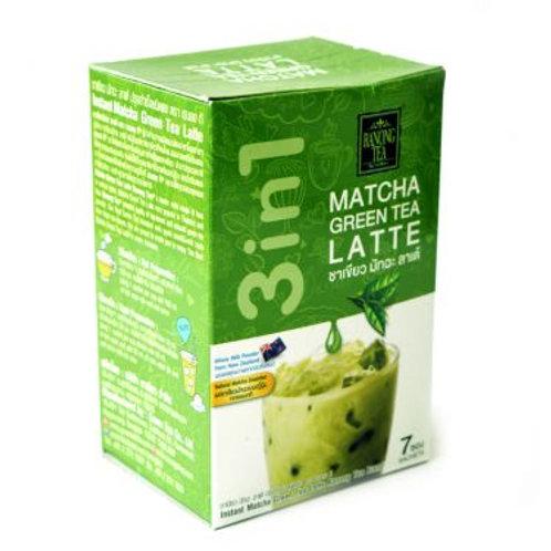 Ranong Match Green Tea 3 in 1 (7 SACHETS)