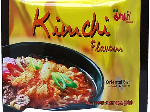 Mama Kimchi Flavour Noodles 90G