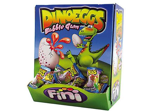 Fini Dino Eggs Bubblegum 75G