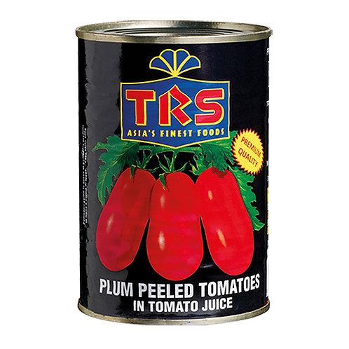 TRS Plum Peeled Tomatoes 400G