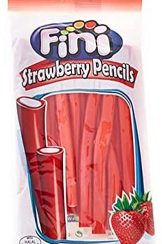 Fini Strawberry Pencils 75G