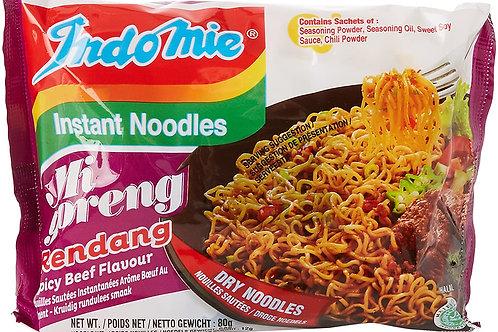 Indomie Mi Goreng Beef Noodles 80G