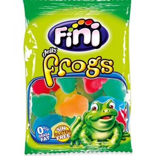 Fini Jelly Frogs 75G