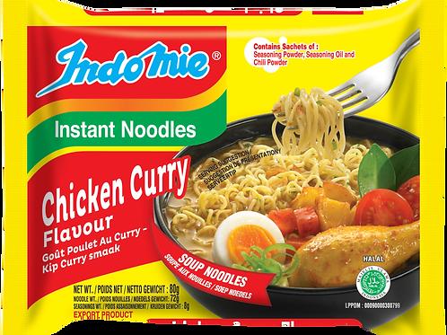 Indomie Chicken Curry Noodles 80G