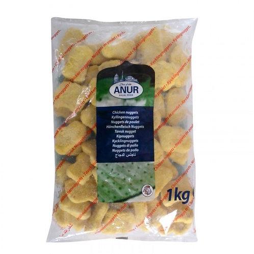 Anur Chicken Nuggets 1KG