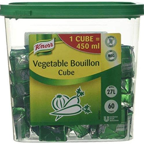 Knorr Vegetable Bouillon Cube 600G