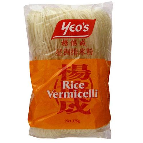 Yeo's Rice Vermicelli 375G