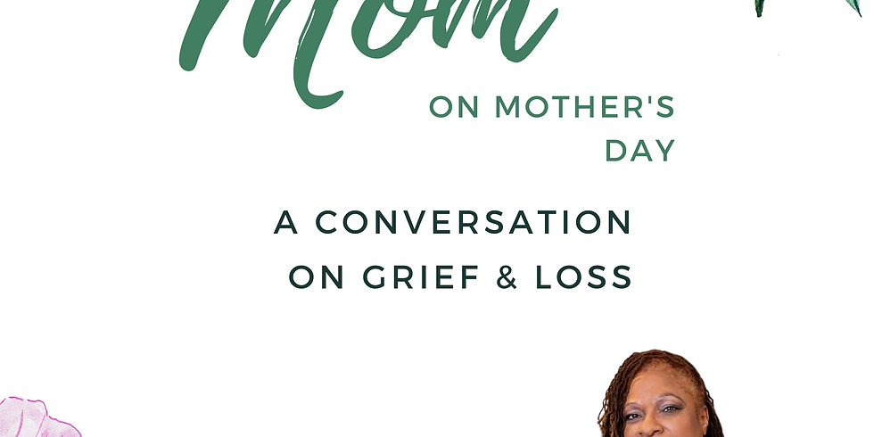Missing Mom on Mother's Day