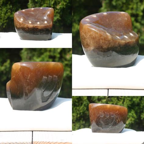 """""""Stone Menorah"""""""