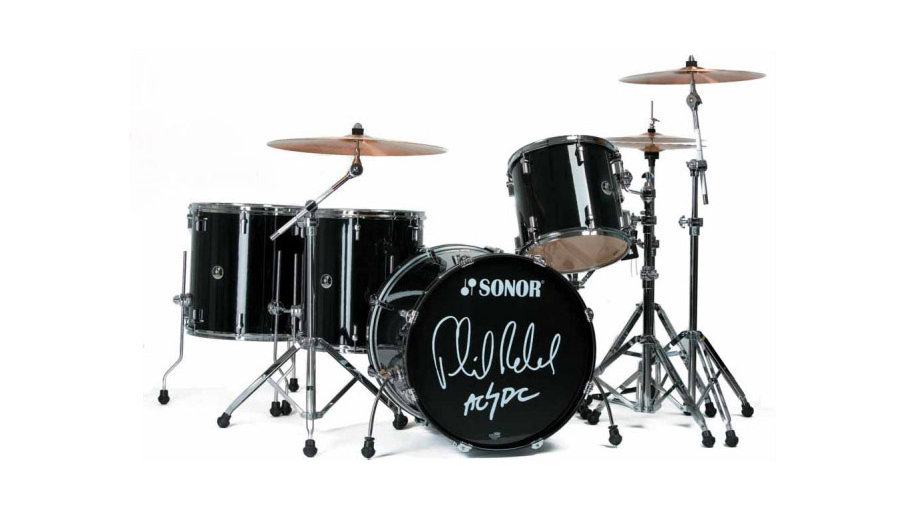 Sonor Phil Rudd ACDC Drum Kit