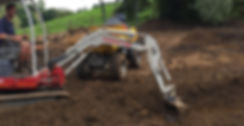 excavation by Cotswold Meadows