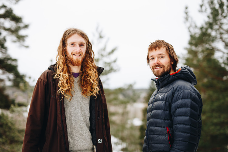 Valde and Jussi, founders of Holotropic Breathwork Finland ry