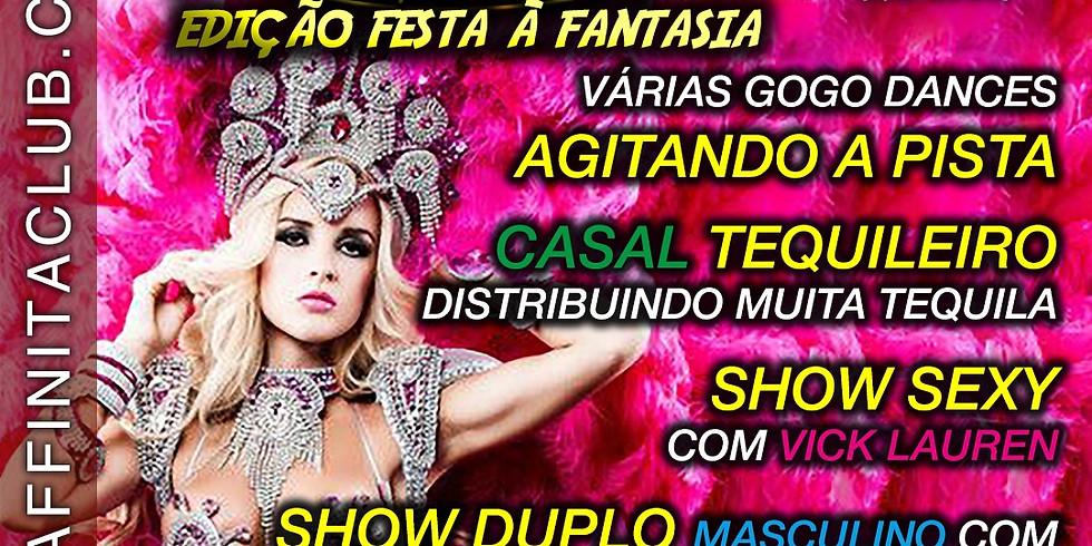 Sexy Party XXVIII edição Festa a Fantasia