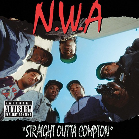 NWA album cover