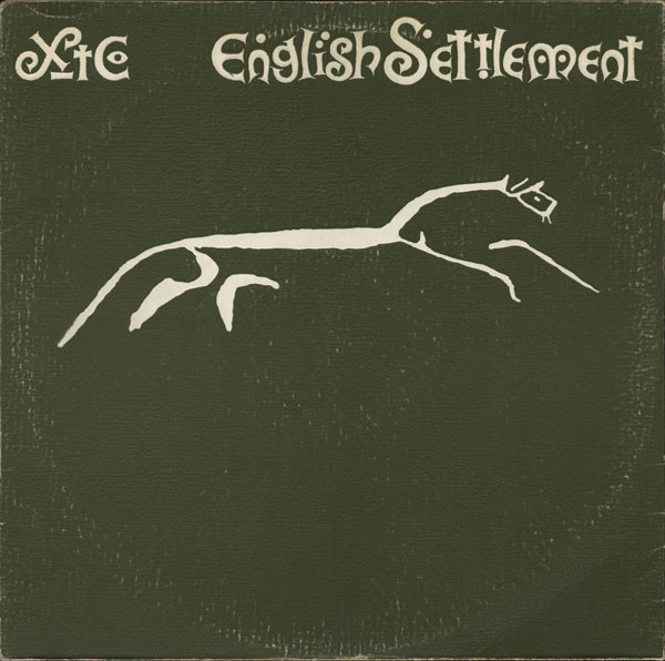 XTC English Settlement Cover