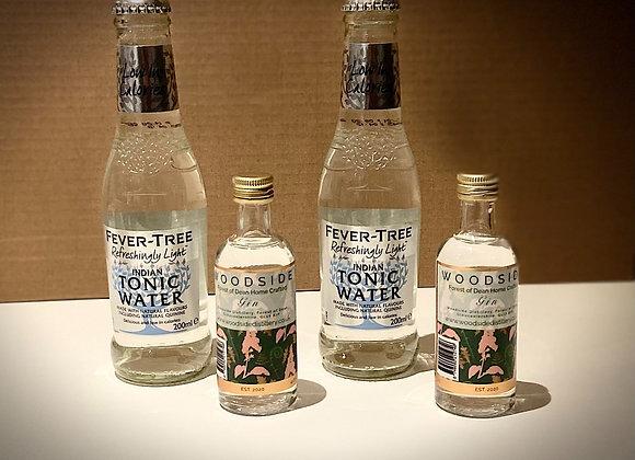 Woodside Gin 5cl Bundle