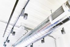 Air Duct System Enhancement Work