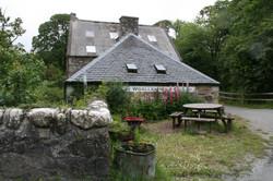 the Islay woollen mill