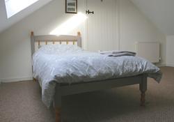 upstairs single bedroom