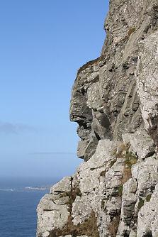 Granny's Rock near Drumlanrig, Islay