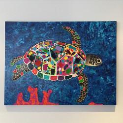 Kaleidoscope Turtle