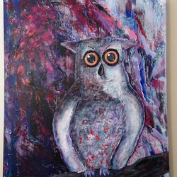 Owl SOLD