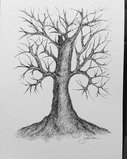 'Alone' Alone#art #artist #artwork #artforsale #paper #paperdrawing #geelongart #geelongcreatives #p