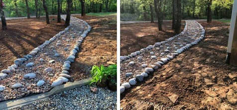 Evergreen Commercial Project - Drainage