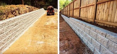 Retaining Wall Design & Installation 4.j