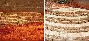 Retaining Wall Design & Installation 5.j