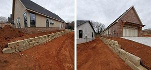 Retaining Wall Design & Installation 3.j