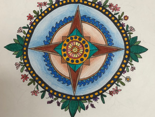 Expressive Art Activity: Mandalas