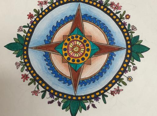 Expressive Art Activity: Mandalas
