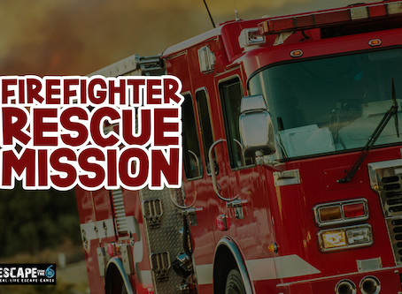 Firefighter Rescue - Escape from the 6 in Mississauga