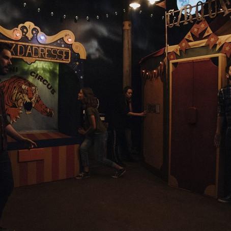 Le Cirque des âmes perdues - Immersia de Boisbriand