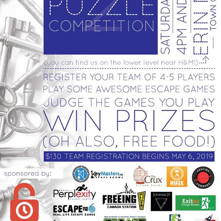 ERA's Ultimate Puzzle Competition - Mississauga