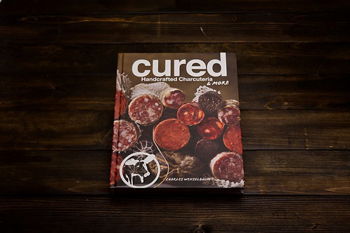 Cured: Handcrafted Charcuteria & More