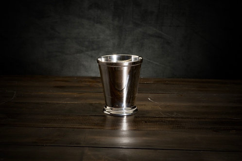 Mint Julep Cup, Stainless Steel