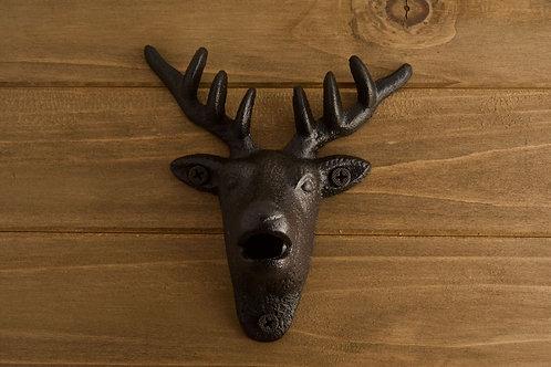 Cast Iron Deer Bottle Opener