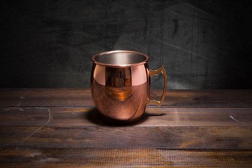 Moscow Mule Cooper Mug