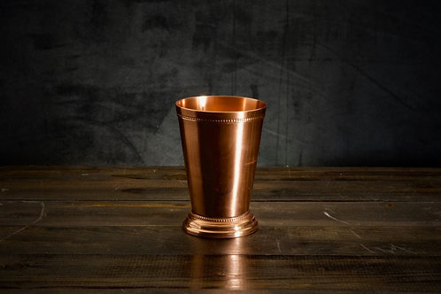 Classic Copper Julep Cup