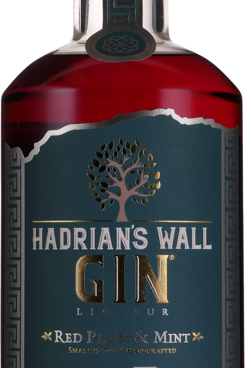 Hadrian's Wall Gin Red Plum & Mint Liqueur
