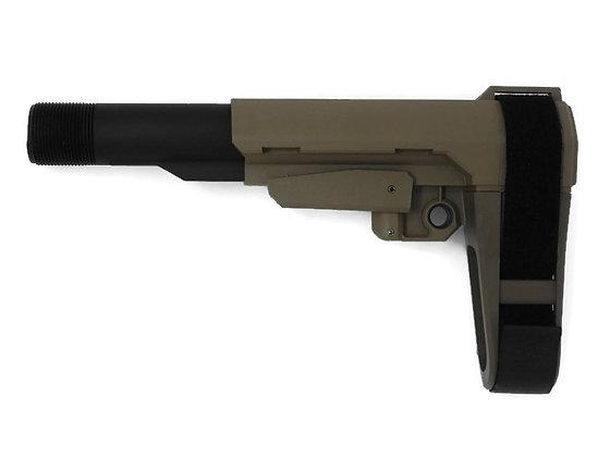 SB Tactical SBA3 FDE