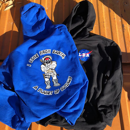 Outlaw Space  Hoodie